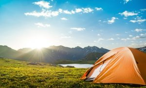 singles day camping